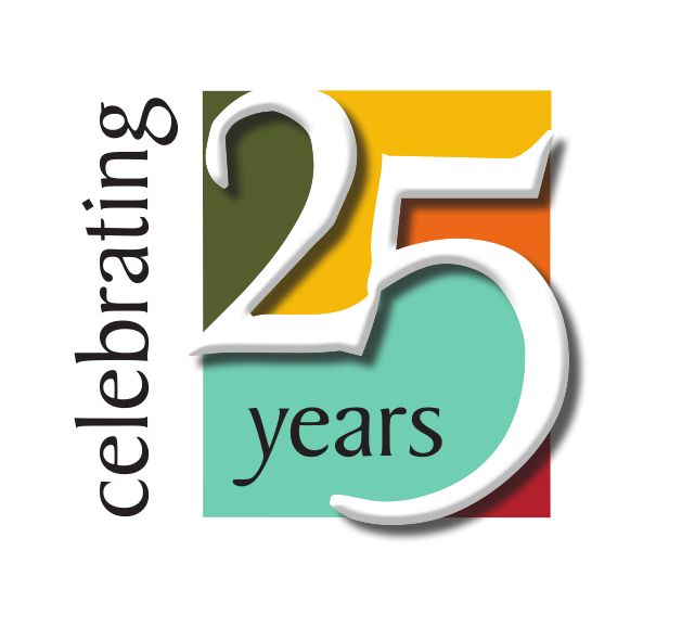 Help us celebrate 25 years as a charity!