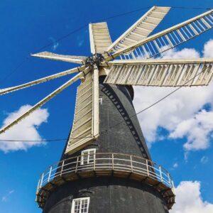 hes heckington windmill