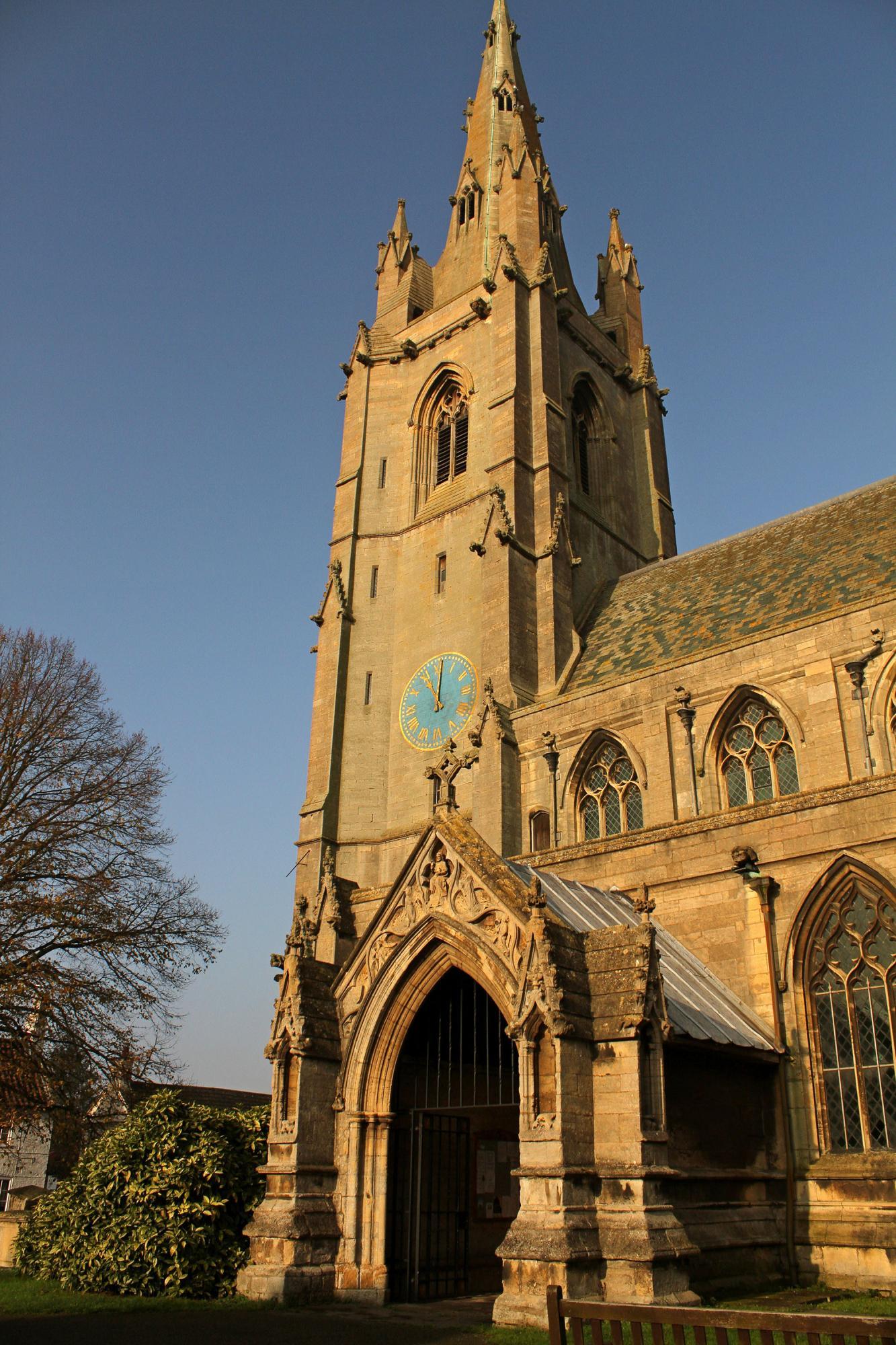 st Andrew's church, Heckington