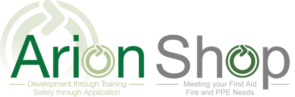 logo for arion shop