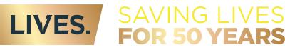 logo for lives