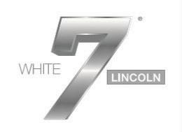 logo for white 7 lincoln