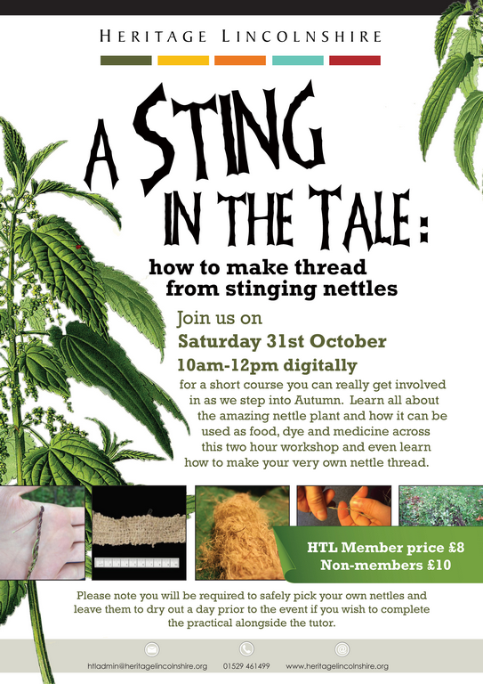 New Digital Course: A Sting in the Tale