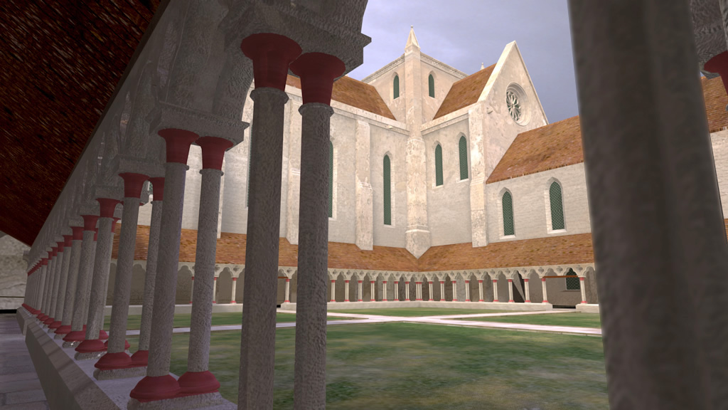 tupholme-abbey-reconstruction-cloister