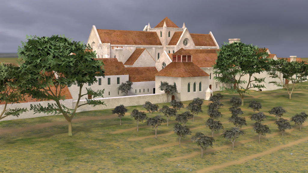 tupholme-abbey-reconstruction-sw-side-view