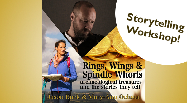 A storytelling workshop for beginners and improvers